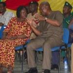 John Mahama denies Opoku-Agyemang running mate flyer