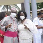 Methodist Church Head Blesses NDC Running Mate - Tells Her To Focus  On Poor & Needy