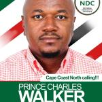 Cape Coast youth call for 'Homeboy' Charles Walker as NDC PC after Ragga's disqualification by EC