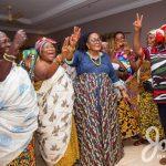 Lordina Mahama intensifies campaign for JM