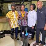 Captain Smart allegedly blocked Ohemaa Woyeje's interview with John Mahama from airing on Angel TV