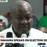 [Full speech] Mahama refuses to accept 2020 election results