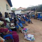 Hon Defeamekpor Holds town Hall meetings in South-Dayi