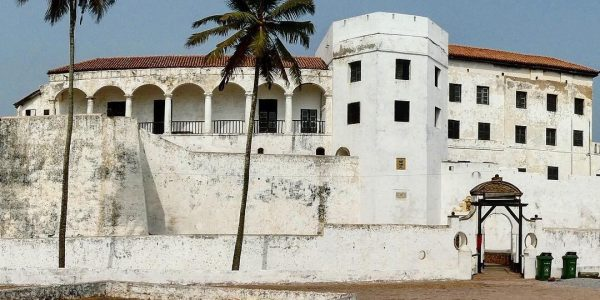 Elmina/Cape Coast Castle Dungeons