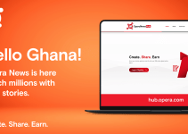 opera news hub ghana