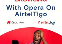 AirtelTigo partners with Opera to offer free browsing and data to Ghanaians 1