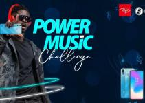 Itel P37 Smartphone and Itel Earbuds from Kuami Eugene