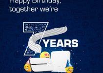 Surfline 7 years anniversary