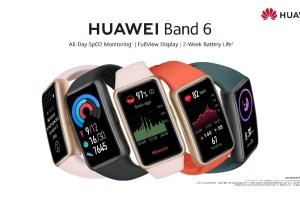 huawei smart band 6