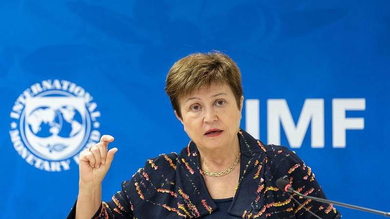 Ms. Kristalina Georgieva, Managing Director of the International Monetary Fund