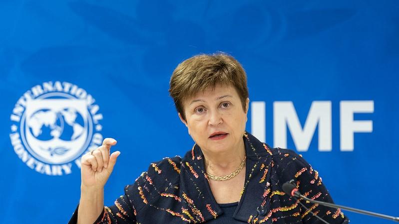 Ms. Kristalina Georgieva, Managing Director of the International Monetary Fund