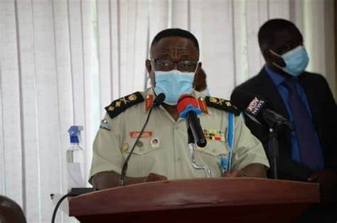 Major General Francis Ofori, Commandant, Kofi Annan International Peacekeeping Training Centre