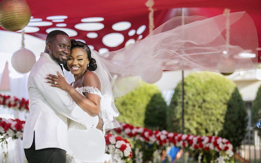 Divine Wedding Vows #NanaNaa