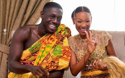 Kwame & Ancilla: Strength in Love