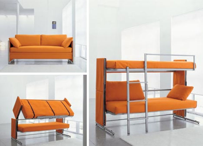 Multipurpose  Convertible Furniture