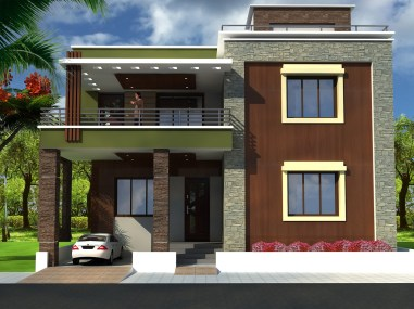 Exterior House Design Front Elevation