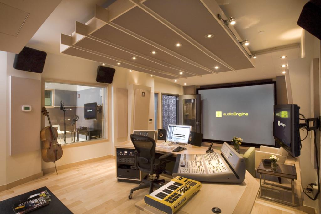 Music Room Design Studio