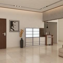 Kitchen Nook Curtains Designer Software Ghar360 Portfolio - 2 Bhk Apartment Interior Design In Jp ...