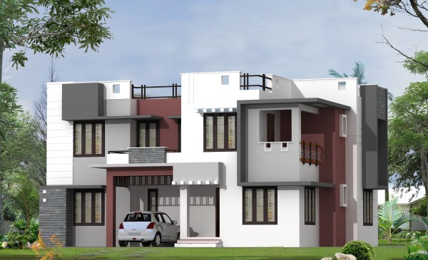 Modern Home Design Greenline Architects & Builders