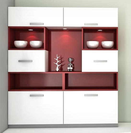 showcase designs living room wall mounted design ideas for small spaces modern crockery cabinet