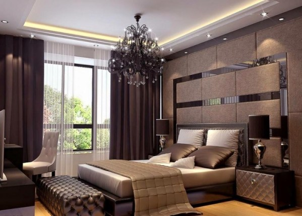 elegant bedroom interior design Elegant Master Bedroom Interior Design