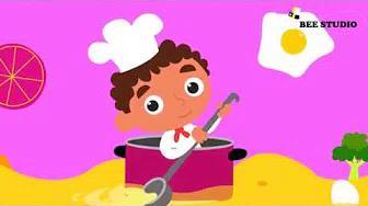 أغنية الطباخ بدون موسيقى | Song of the chef No Music