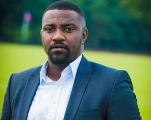 Ghanaian Actor John Dumelo