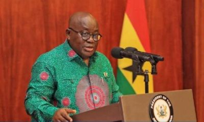ECOWAS Chairman, President Akufo-Addo Condemns Recent Coup In Guinea (Video)