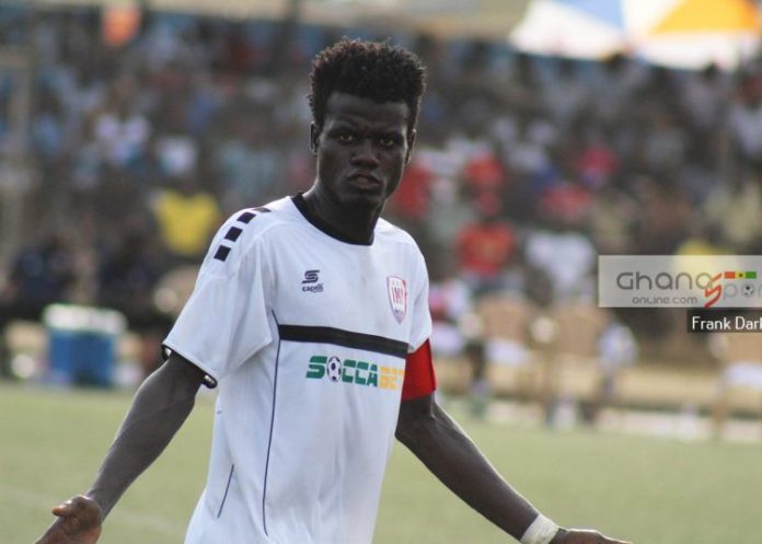 'Our Game With Ashanti Gold Was Fixed, So I Decided To Score Two Own Goals' - Inter Allies Defender Drops Bomshell