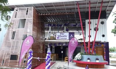 Rebecca Akufo-Addo Builds 150-Seater Waiting Area For Korle-Bu Hospital