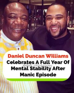 Son Of ArchBishop Nicholas Duncan Williams Celebrates One Year Of Mental Stability