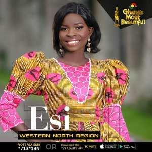 Ghana Most Beautiful Western North Region