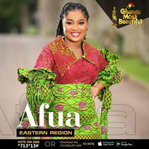 Ghana Most Beautiful Eastern Region