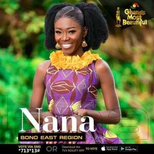 Ghana Most Beautiful Bono East