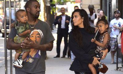 Kim Kardashian And Kanye West Put Differences Aside To Take Kids On A Trip