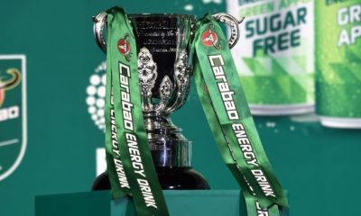 Carabao Cup Third Round Draw Announced