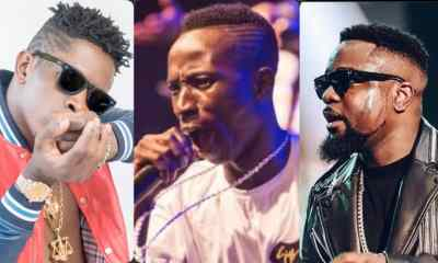 Patapaa Goes Hard On Sarkodie And Shatta Wale For Disrespecting Him (Video)