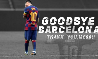 Twitter Users Mock Barcelona Following Messi's Departure