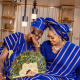Actress 'Grinds Hubby' Like Tough Pepper At Their Wedding Reception [Video]