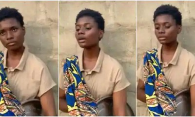 17-year-old Hawker Wows Many With Angelic Voice As She Sings Like Beyonce In Video, Stirs Reactions