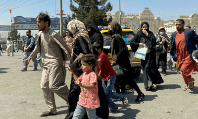 South Africa Declines To Host Afghan Refugees