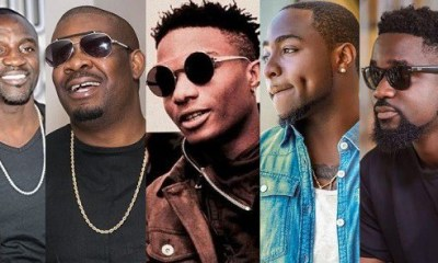 Top 5 Most Awarded African Musicians, Check Out Sarkodie's Position So Shocking