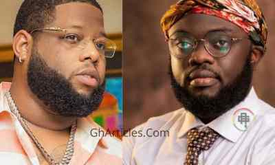 List 3 'Positive' Contributions To The Ghana Music Industry - Kwadwo Sheldon Throws D-Black A Challenge