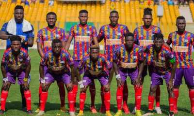 Hearts of Oak Crashed Out of CAF Champions League After 6-1 Mauling By WAC In Morocco