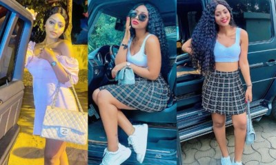 My Heart Skipped For A While, I Thought I Had Lost My Business - Regina Daniels Reveals Hours After Instagram Was Restored