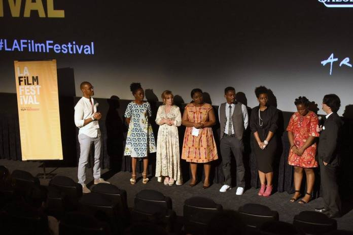"""Photos: Leila Djansi's """"Like Cotton Wines"""" Premiered Successfully At Los Angeles Film Festival"""