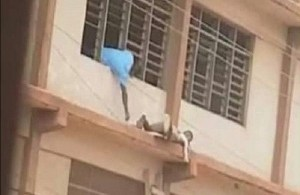 Man Caught Sneaking Wassce Papers