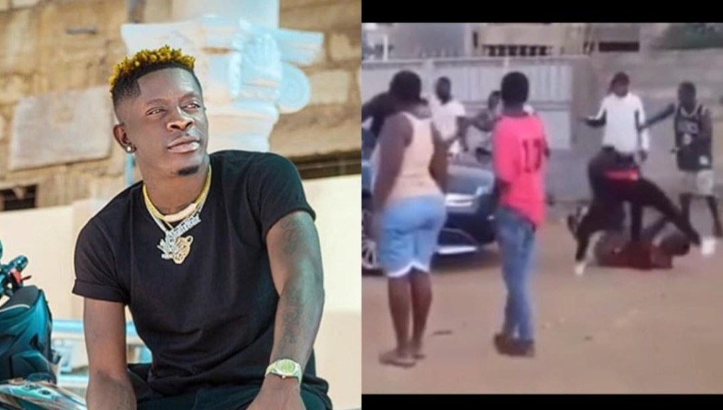 Shatta Fan Accident
