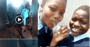 Pupils Turn Classrooms Into Brothels Smoking Weed Dancing Explicitly Watch 696x365