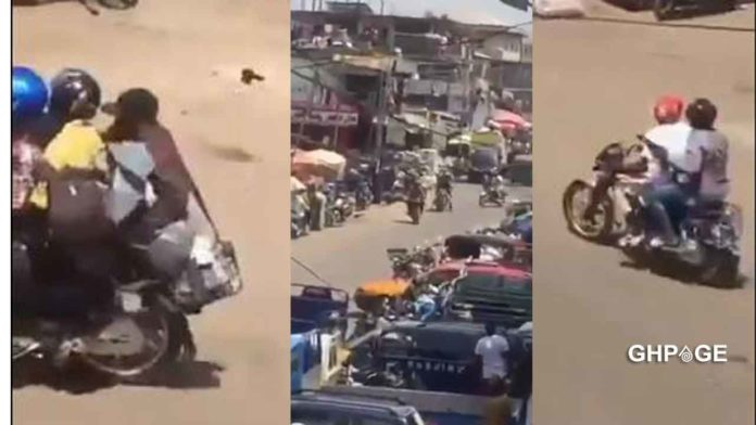 Video Of How The Armed Robbers Attacked The Market 696x392